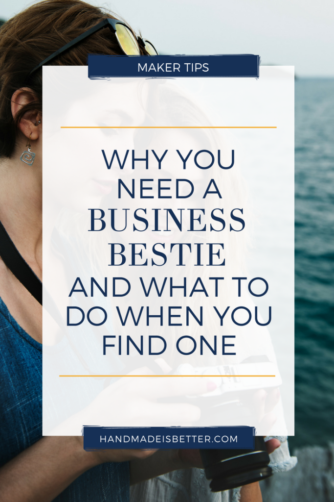 Why You Need a Business Bestie